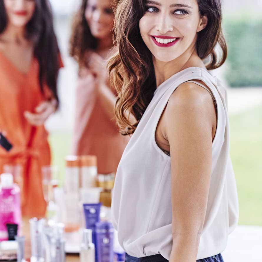 Coach Beauté Nutrimetics à plein temps - Nutrimetics France